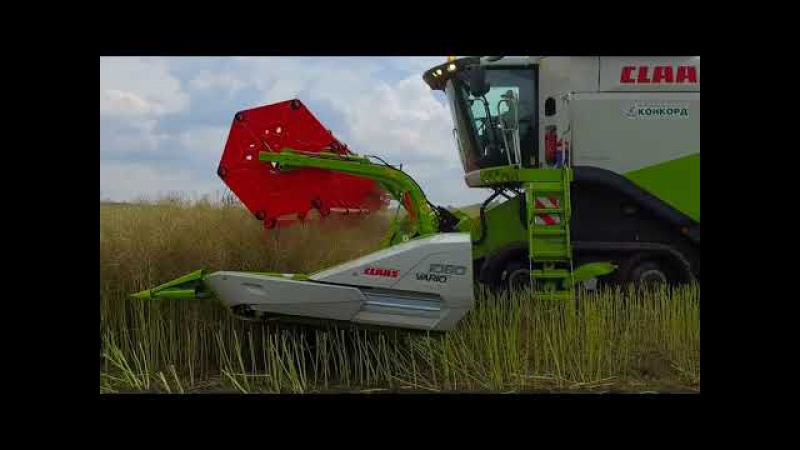 Аграріям представили зернозбиральну техніку і системи контролю, які гарантують...