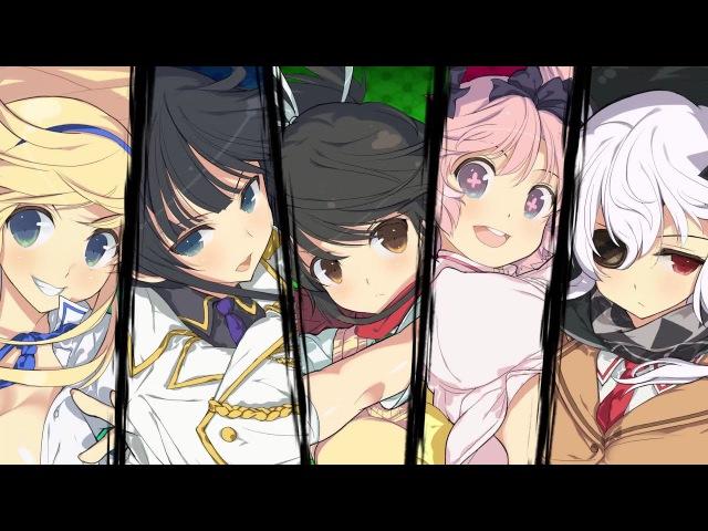 PlayStation®4『閃乱カグラ Burst Re:Newal』プロモーション映像 第2弾