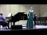 Марианна Рябошлык-С.В.Рахманинов,романс