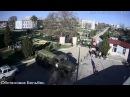 22 марта 2014 Севастополь. Бельбек: ВЧ-А4515 (Ультиматум на штурм)