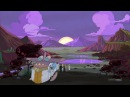 Rick and Morty - Screaming Sun Planet