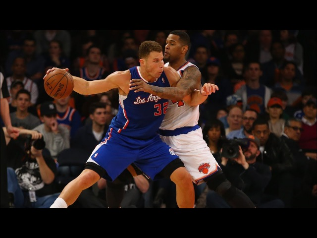 【NBA】LA Clippers vs New York Knicks - Full Game Highlights November 20, 2017 2017-18 NBA Season