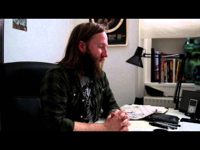 AbcDR - M som John Kenn Mortensen