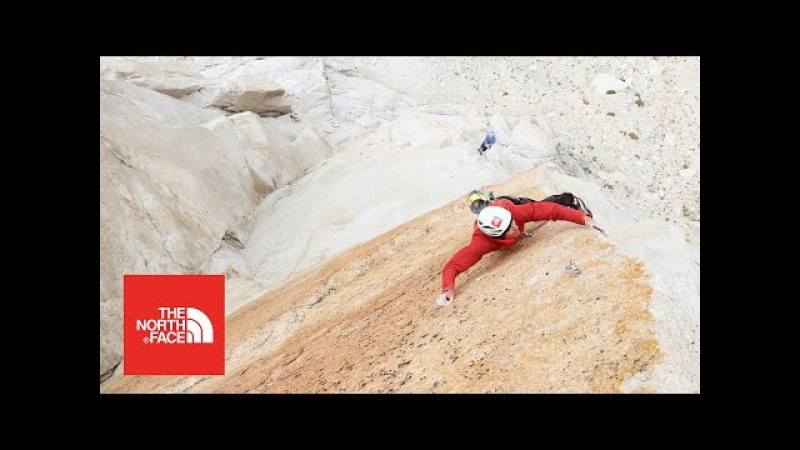 The Incredible Hulk Emily Harrington and Alex Honnold Free Climb Solar Flare 5 12d
