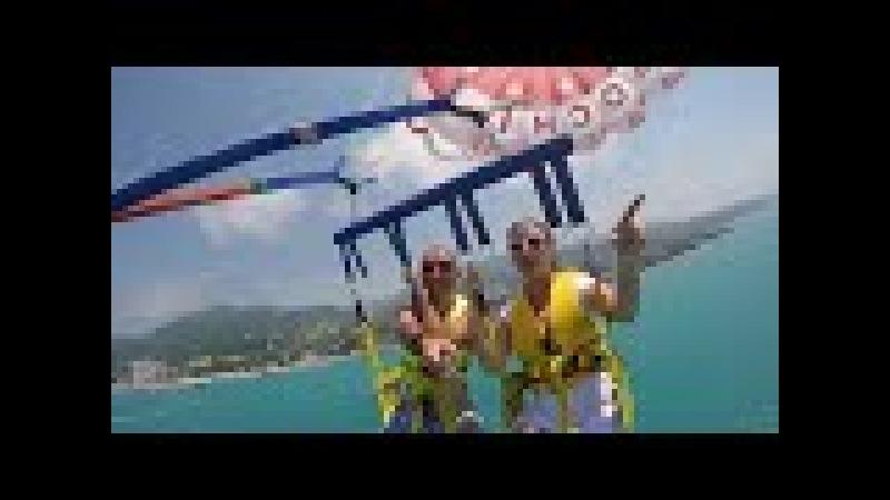 ЖЕСТЬ (320) - Оборвался трос на парашюте
