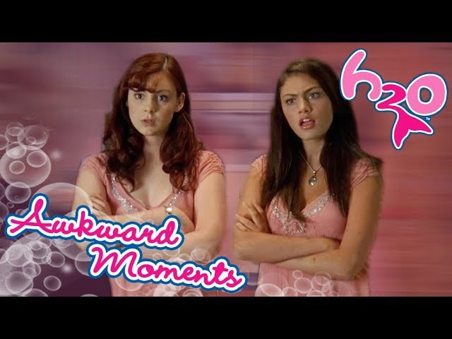 Lewis Dating Drama | Awkward Moments | H2O: Just Add Water