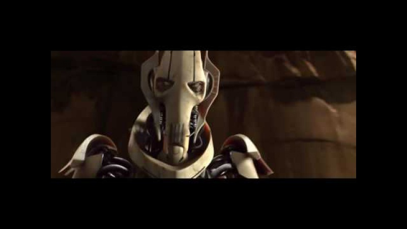 All Grievous coughs and other autistic noises