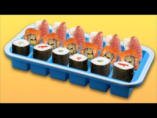 Эти суши сможет сделать даже младенец Просто гениальный рецепт смотреть онлайн без регистрации