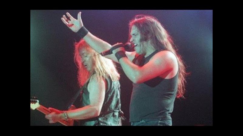Iron Maiden - Fortunes of War (Live in São Paulo 1996) Legendado Tradução HD 720p