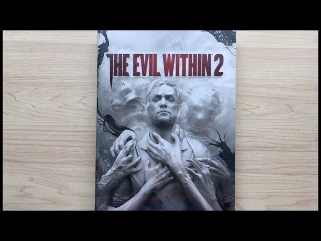 The Evil Within 2 : Prima Collector's Edition Guide