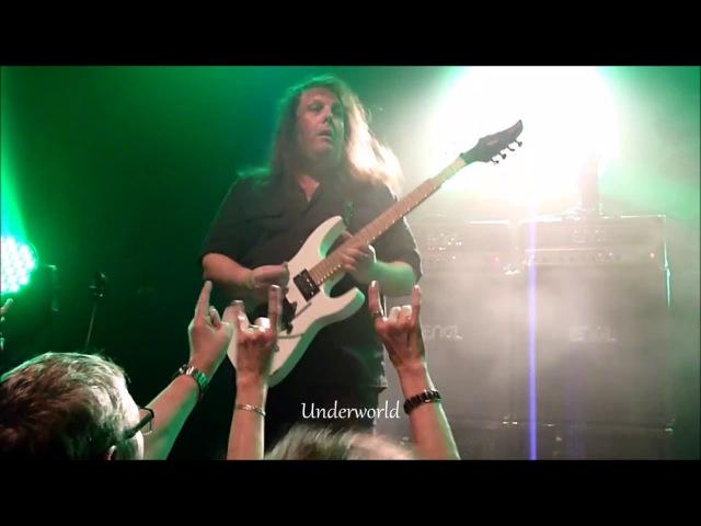 Michael ROMEO (All UNDERWORLD guitar solos ) - 04/03/2016 - Lyon (FRANCE) - CCO Villeurbanne