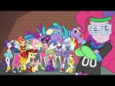 Equestria Girls Special | Dance Magic (Russian Official)