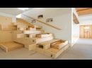 Видео Удивительные идеи для экономии пространства - Смарт Мебель 3 Elbdbntkmyst bltb lkz 'rjyjvbb ghjcnhfycndf - Cvfhn Vt,tkm 3