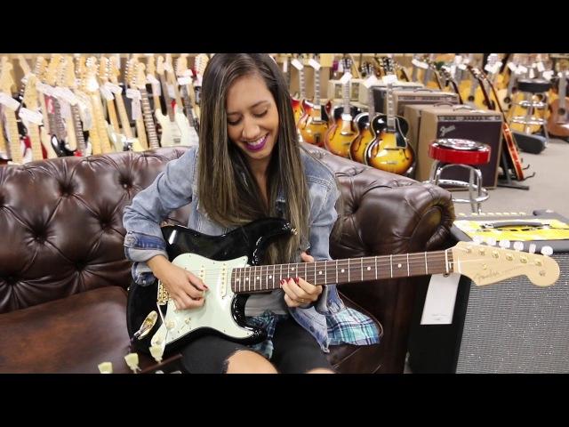 Tim Pierce Lari Basilio - Gibson ES-336 Fender Custom Shop 1960 Stratocaster