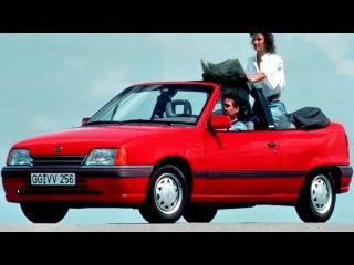 Opel Kadett Cabrio E '1989–93