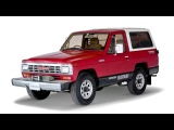 Nissan Safari Hard Top 161