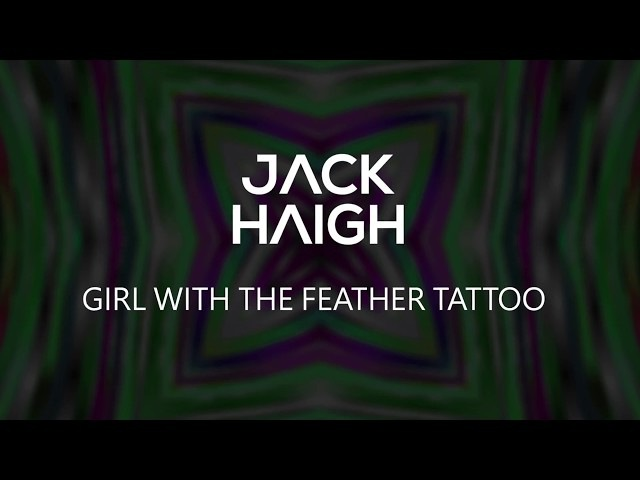 Jack Haigh Girl with the Feather Tattoo