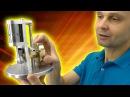 🌑 ДВИГАТЕЛЬ НА ВОЗДУХЕ МОЯ НОВАЯ ИГРУШКА Пневмодвигатель Compressed Air Engine Игорь Белецкий