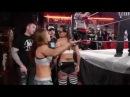 Amazing Kong VS Nikki St. John, D'Arcy Dixon and Thunderkitty  RPW 2013