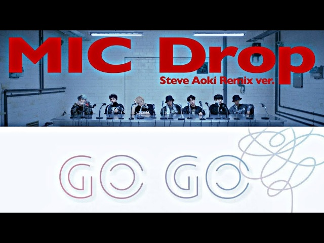 BTS - GO GO/MIC DROP (Mixed Mashup Concept)