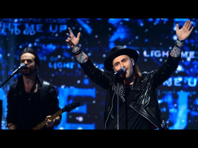 "Eurowizja 2018 Gromee feat Lukas Meijer ""Light Me Up"""