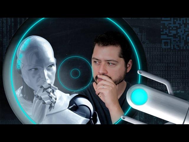 Robôs vão tomar o seu emprego? Automatização do trabalho | Nerdologia Tech 17