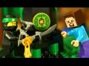 ЛЕГО НУБик 🌀 ЛЕГО Ниндзяго Кружитцу Майнкрафт Мультики для Детей LEGO Minecraft Мульт...