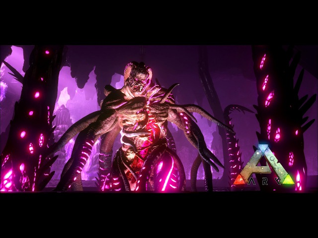 ARK Survival Evolved Aberration OST Boss Rockwell