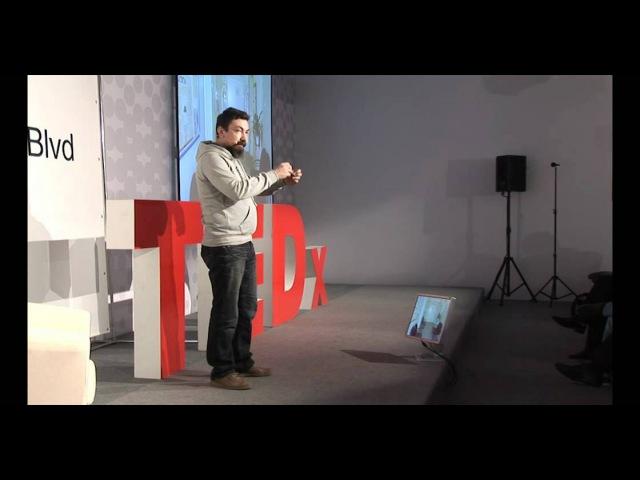 TEDxYuriGagarinBlvd - Erken Kagarov