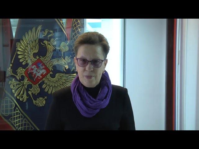 Председатель Общественного совета Татьяна Зуевич позравила сотрудников органо...
