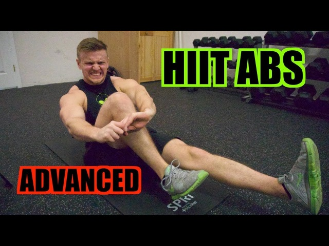 HIIT Abs Circuit for ADVANCED | HIIT Workout 3 | Men AND Women!
