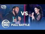 Drop the Mic Michael Bennett vs Vanessa Hudgens - FULL BATTLE TBS
