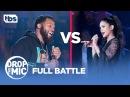Drop the Mic: Michael Bennett vs Vanessa Hudgens - FULL BATTLE | TBS ❤