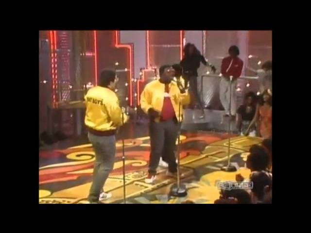 FAT BOYS ON SOUL TRAIN YouTube