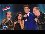 Queen Bohemian Rhapsody Garou, Mika, Jenifer et Florent Pagny The Voice 2014