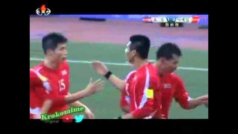 ★ COREA DEL NORTE 2 - 0 BAHRAIN ★ 북한 2 0 바레인 ★ RUSIA2018 FIFA ELIMINATORIAS