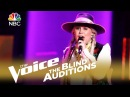The Voice 2018 Blind Audition - Adrian Brannan: Two More Bottles of Wine