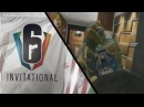 KS insane clutch for Team East [Six Invitational] | Rainbow Six