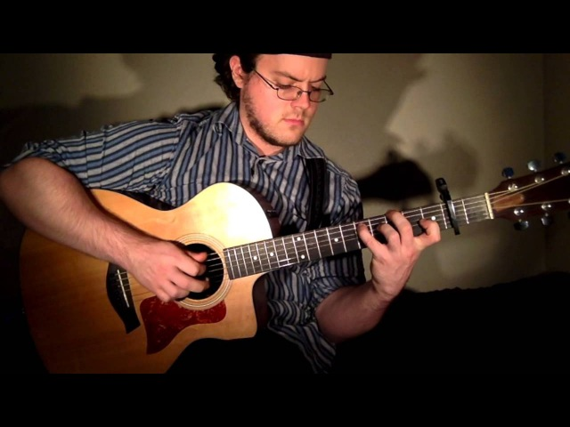 Maybe - The Ink Spots (Fingerstyle Cover) Daniel James Guitar