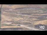 Iranian military drill on the Kurdistan Region border