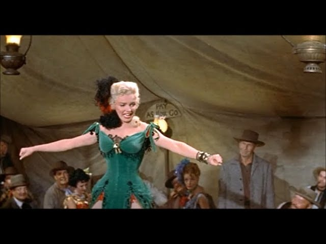 Marilyn Monroe In River Of No Return - I'm Gonna File My Claim