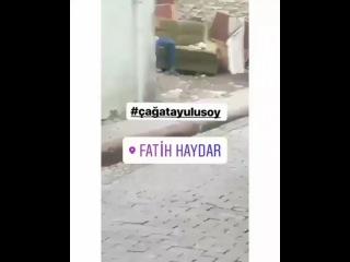 "Çağatay_Bensu Latin on Instagram: ""A quien putea?😂😂😂😍😍😍#cagatayulusoy"""