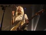 Warpaint - No Way Out et Billie Holliday - Paris Trabendo 2014