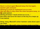 The Beatles - Maxwell's Silver Hammer - Lyrics