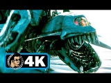Transformers Revenge of the Fallen (2009) Movie Clip - Ravage Base Attack 4K ULTRA HD