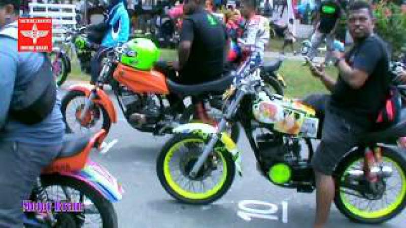 Open Tournament ROAD RACE Gebyar MERAH PUTIH Namlea MALUKU 2017 2