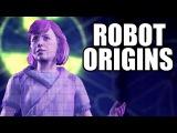 HORIZON ZERO DAWN - Project Zero Dawn Explained  Machines Origin  GAIA Scene