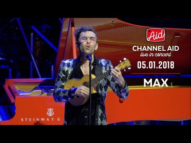 Billie Jean - Michael Jackson by MAX (with Ukulele) live from Elbphilharmonie Hamburg | CALIC2018