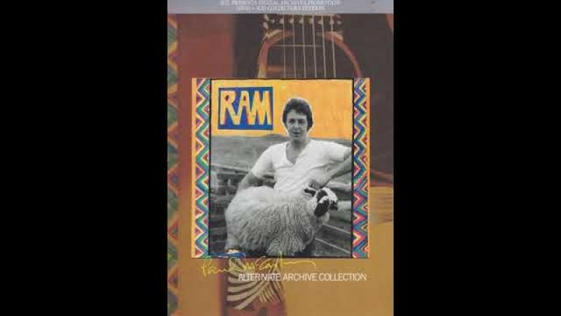 Paul McCartney - The Alternate Archive Collection. Ram