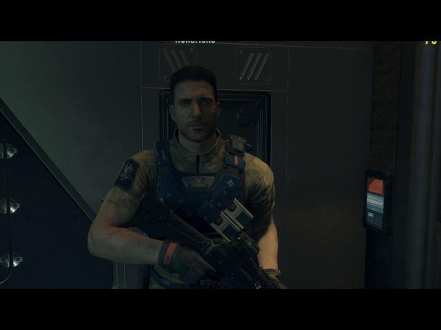 Call of Duty Black Ops 3.Начало.Росомаха(нет)